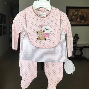 Infant 3 pieces set